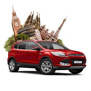 Câștigă o mașină Ford Kuga, 4 vacanțe în Europa și 100 accesorii grădină