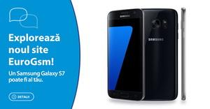 Câștigă un smartphone Samsung Galaxy S7