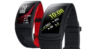 Câștigă 4 brățări fitness Samsung Gear Fit 2 Pro