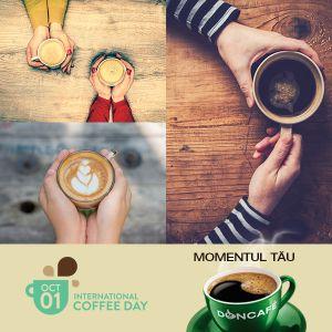 Câștigă greutatea ta în cafea Doncafe