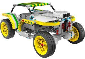 Câștigă un roboțel smart JIMU by UBTech