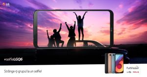 Câștigă un smartphone LG Q6