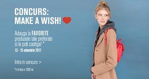 Câștigă un voucher Fashion Days în valoare de 1.000 de lei