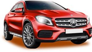 Câștigă o mașină Mercedes-Benz GLA