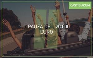 Câștigă o vacanță de 20.000 de euro, 7 iPhone 7 32GB, 7 biciclete Pegas Magistral, 7 ceasuri Suunto și 7 aparate foto Canon 100D