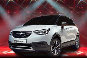 Câștigă o mașină Opel Crossland X