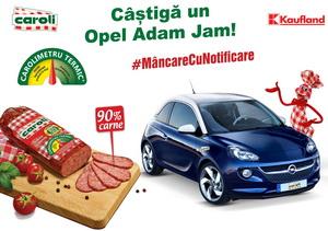 Câștigă o mașină Opel Adam Jam