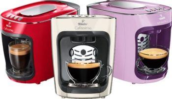 Câștigă 118 espressoare Tchibo Cafissimo Mini și 3 vacanțe cu familia în valoare de 2.000 euro fiecare