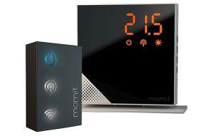 Câștigă un termostat inteligent Momit