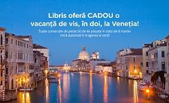 Câștigă o escapadă romantică în doi la Veneția