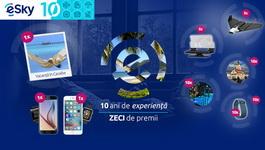 Castiga o vacanta in Caraibe, un iPhone 6S, un Samsung Galaxy S6 si alte zeci de premii