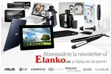 Castiga o tableta Asus FonePad sau alte 19 premii oferite de Elanko