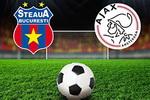Castiga 5 bilete la meciul Steaua - Ajax Amsterdam
