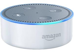 Câştigă o boxă portabilă Amazon Echo Dot