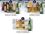 Castiga 9 cosuri cu delicatese de la I Regali di Francesca si cate un six pack Peroni