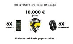 Castiga 10.000 de euro, 6 iPhone 7 si 6 bratari fitness Garmin VivoSmart HR