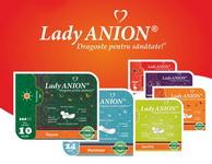 Castiga o geanta din piele naturala Flynn si 10 x 3 pachete de absorbante Lady Anion