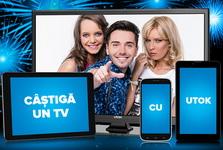 Castiga un televizor Utok U32HD2