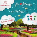 Castiga o excursie la Keukenhof in Olanda si 600 creme aniversare Cosmetic Plant