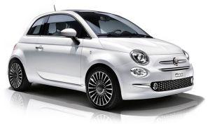 Câștigă o mașină Fiat 500 Pop 1.2 și 18 vouchere Answear de 2.000 lei fiecare