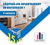 Câștigă un apartament cu 4 camere