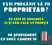 Castiga un apartament in Confort City, Bucuresti