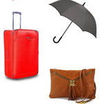 Castiga 6 trollere Cloud Magellano, 3 posete Tuscany Leather si 3 umbrele Roncato
