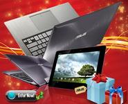Castiga o tableta Asus Eee Pad Transformer Prime, un laptop Asus Zenbook si multe alte premii Asus