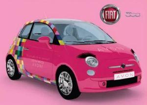 Câștigă o mașină Fiat 500