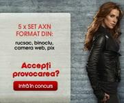 Castiga 5 seturi speciale AXN