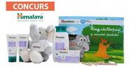 Castiga 5 pachete cu produse din gama Baby Care de la Himalaya Wellness