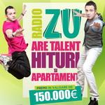 """Concurs """"Banii se castiga la Zu"""": castiga un apartament mobilat si utilat sau zilnic sute de euro"""