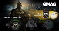 Castiga o consola Microsoft Xbox ONE, un set de boxe Logitech si un mouse Logitech