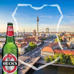 Câștigă un weekend de 3 zile în Berlin alături de 2 prieteni