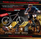 Castiga o bicicleta de munte Cross Gravito