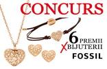 Castiga 6 bijuterii Fossil