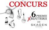 Castiga 6 bijuterii Skagen