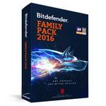Castiga o licenta Bitdefender Family Pack 2016