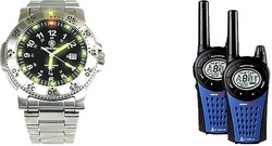 Castiga un ceas militar, o statie radio de emisie-receptie si 100 de placute militare de identificare