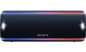 Câștigă o boxă portabilă Sony SRS-XB31B