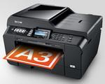Castiga o imprimanta multifunctionala Brother MFC-J5910DW