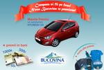 Castiga o masina Hyundai i20, 1.000 de euro, 2 x 500 de euro, 100 x 50 de euro sau 500 de premii instant