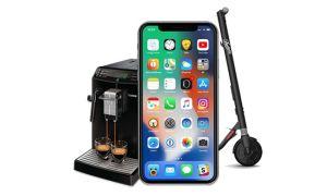 Câștigă un iPhone X, o trotinetă electrică Ninebot by Segway și un espressor Saeco HD8775/48