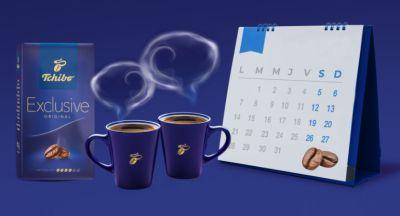Câștigă 1.000 seturi de cafea Tchibo