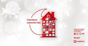 Câștigă zilnic cadourile din aplicația My Vodafone
