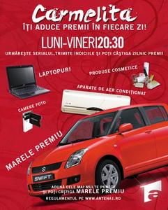Castiga o masina marca Suzuki Swift, 3 camere video, 3 netbook-uri, 3 pachete produse cosmetice si 10 aparate de aer conditionat