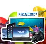 Castiga un iPad Air, un laptop Asus, un aparat foto Nikon D3100, un smartphone Samsung Galaxy S3, un televizor Samsung si alte 30 de electrocasnice