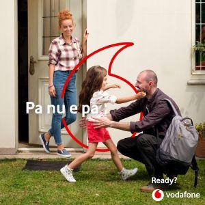 Cartela Vodafone cu extraopțiunea 6 euro activată gratuit în prima lună