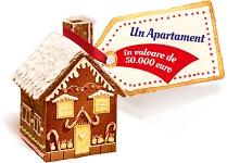 Castiga un apartament in valoare de 50.000 euro sau contravaloarea sa in lei