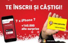 Castiga unul dintre cele 7 smartphone-uri Apple iPhone 7 32GB